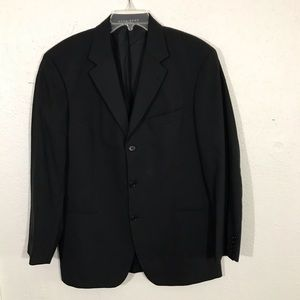 Hugo Boss Black US Einstein Beta 3 Button Suitcoat